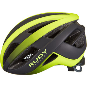 Rudy Project Venger Road Helm, yellow fluo/black matte